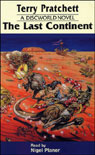 The Last Continent: Discworld #22 (Unabridged), by Terry Pratchett