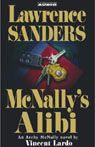 Lawrence Sanders McNallys Alibi: An Archy McNally Novel, by Vincent Lardo