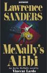 Lawrence Sanders McNallys Alibi: An Archy McNally Novel Audiobook, by Vincent Lardo