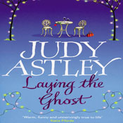 Laying the Ghost (Unabridged) Audiobook, by Judy Astley