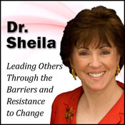 Leading Others Through the Barriers and Resistance to Change: The 30-Minute New Breed of Leader Change Success Series Audiobook, by Dr. Sheila Murray-Bethel