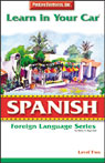 Learn in Your Car: Spanish, Level 2, by Henry N. Raymond