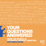 Learn the Secrets of Successful Property Investors: Your Questions Answered (Unabridged) Audiobook, by Simon Zutshi