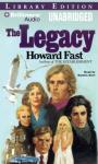 The Legacy (Unabridged) Audiobook, by Howard Fast