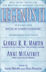Legends II, New Short Novels by the Masters of Modern Fantasy: Volume 1 (Unabridged Selections) Audiobook, by George R. R. Martin