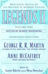 Legends II, Volume 2: New Short Novels by the Masters of Modern Fantasy (Unabridged Selections) (Unabridged) Audiobook, by Diana Gabaldon