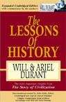The Lessons of History (Unabridged), by Will