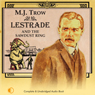 Lestrade and the Sawdust Ring (Unabridged) Audiobook, by M. J. Trow