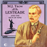Lestrade and the Sign of Nine (Unabridged) Audiobook, by M. J. Trow