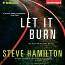 Let It Burn: Alex McKnight, Book 10 (Unabridged) Audiobook, by Steve Hamilton