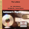 The Letters Audiobook, by Edith Wharton