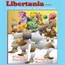 Libertania: The Liberation of Conformia (Unabridged) Audiobook, by Brian Lobb