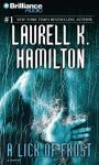 A Lick of Frost (Unabridged), by Laurell K. Hamilton