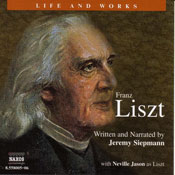 The Life and Works of Franz Liszt Audiobook, by Jeremy Siepmann