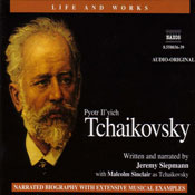 The Life and Works of Tchaikovsky (Unabridged) Audiobook, by Jeremy Siepmann