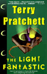 The Light Fantastic: Discworld #2 (Unabridged), by Terry Pratchett