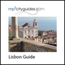 Lisbon: mp3cityguides Walking Tour (Unabridged) Audiobook, by Simon Brooke