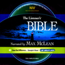 The Listeners Old Testament NIV (Unabridged), by Fellowship for the Performing Arts