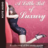 A Little Bit of Luxury: A Collection of Five Erotic Stories (Unabridged) Audiobook, by Miranda Forbes