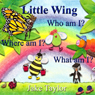 Little Wing: Who Am I? Where Am I? What Am I? (Unabridged) Audiobook, by Jake Taylor