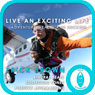 Live an Exciting Life: Adventure, Wealth and Sucess: Self-Hypnosis & Meditation Audiobook, by Erick Brown