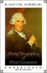 Living Biographies of Great Composers (Unabridged) Audiobook, by Henry Thomas