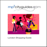 London Shopping Guide: mp3cityguides Walking Tour (Unabridged) Audiobook, by Simon Brooke