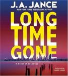 Long Time Gone, by J.A. Jance