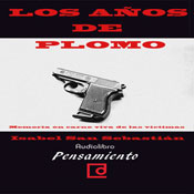Los anos de plomo (The Years of Lead) (Unabridged), by Isabel San Sebastian