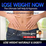 Lose Weight Now - Lose Weight Naturally & Easily (Unabridged) Audiobook, by Christian Baker