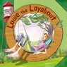 Louie the Layabout: Pfeffernut County Series, by Nick Healy