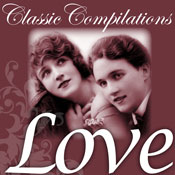 Love: Shakespeare, the Brontes and other Literary Greats (Unabridged) Audiobook, by Classic Compilations