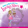 Lucky Stars: The Birthday Wish (Unabridged) Audiobook, by Phoebe Bright