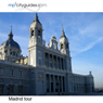 Madrid: mp3cityguides Walking Tour (Unabridged) Audiobook, by Simon Harry Brooke