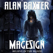 MageSign (Unabridged) Audiobook, by Alan Baxter