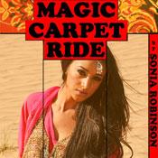 Magic Carpet Ride (Unabridged) Audiobook, by Sonia Robinson