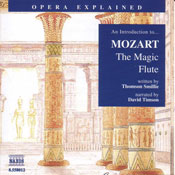 The Magic Flute: Opera Explained Audiobook, by Thomson Smillie
