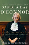 The Majesty of the Law: Reflections of a Supreme Court Justice (Unabridged) Audiobook, by Sandra Day O'Connor