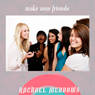 Make New Friends: Hypnosis and Subliminal Audiobook, by Rachael Meddows