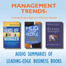 Management Trends: Treating People Right for Effective Results Audiobook, by Steve Chandler