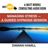 Managing Stress: A Guided Hypnosis Session Audiobook, by Damian Hamill