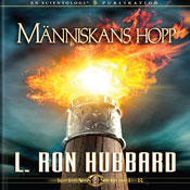 Manniskans Hopp (The Hope of Man, Swedish Edition) (Unabridged), by L. Ron Hubbard
