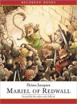 Mariel of Redwall: Redwall, Book 4 (Unabridged), by Brian Jacques