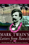 Mark Twains Letters from Hawaii Audiobook, by Mark Twain