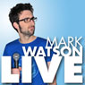 Mark Watson Live, by Mark Watson