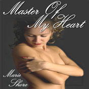 Master of My Heart (Unabridged) Audiobook, by Marie Shore