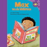 Max va a la biblioteca (Max Goes to the Library) Audiobook, by Adria F. Klein