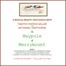 The Maypole of Merrymount (Unabridged), by Nathaniel Hawthorne