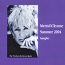 Mental Cleanse, Summer 2004 Audiobook, by Byron Katie Mitchell