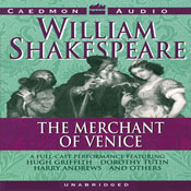 The Merchant of Venice (Unabridged), by William Shakespeare